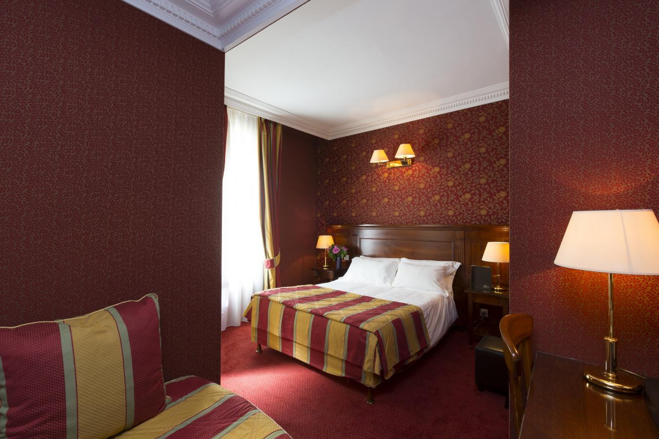 Hôtel Niel - Accueil