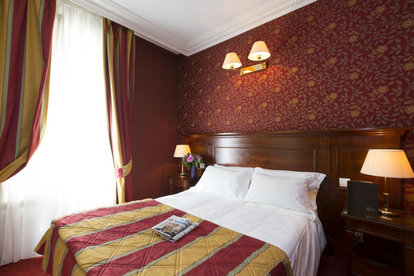 Hôtel Niel - Chambres