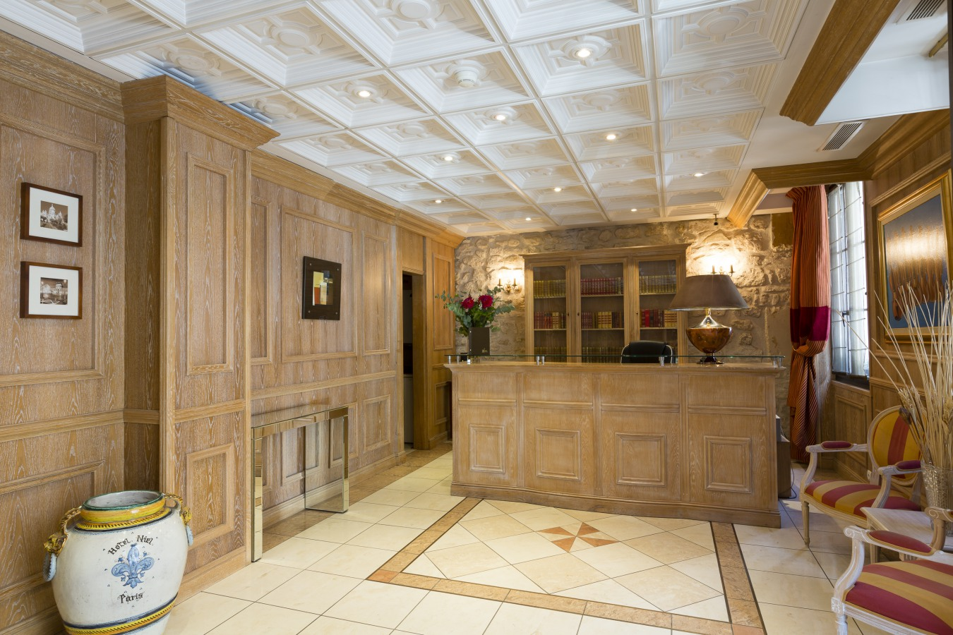 Hôtel Niel - Home