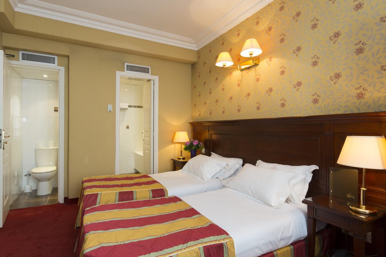 Hôtel Niel - 客室