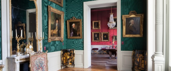 Luxury and prestige at the Jacquemart André Museum