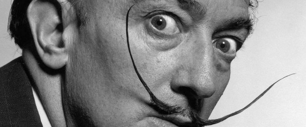 See the artist in a new way at the Dali Exhibition