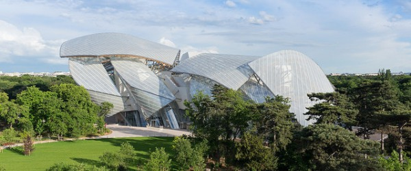Summer sales and an exhibition at the Louis Vuitton Foundation in Paris