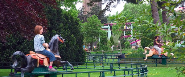 The Jardin d'Acclimatation: a place of nature and pleasure